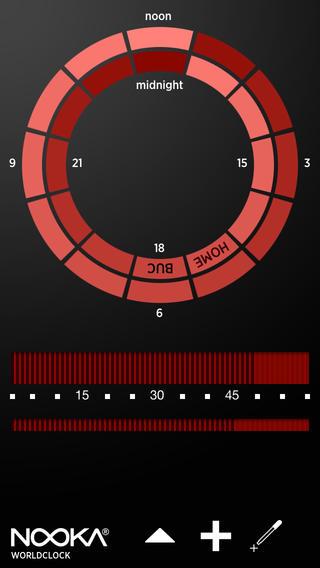 Nooka Clock